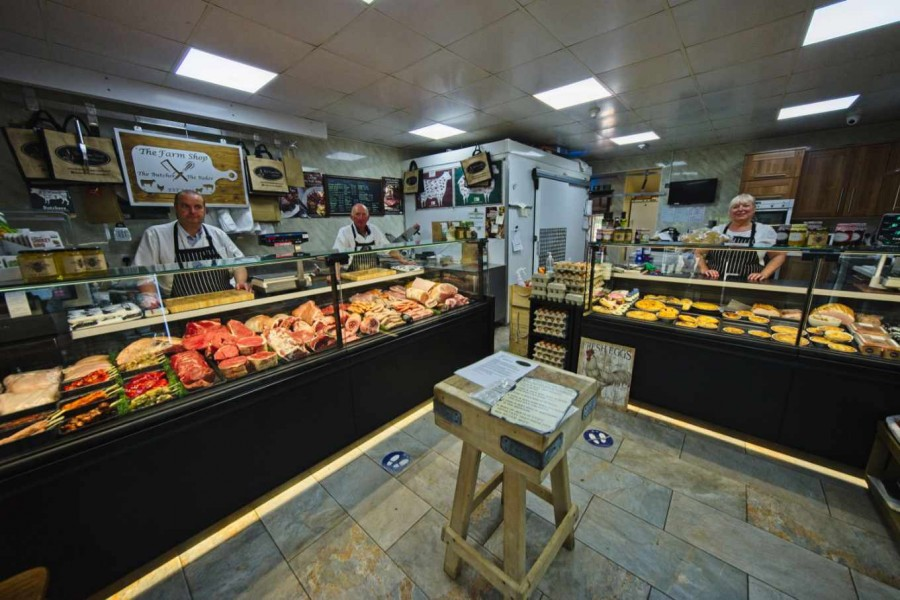 The Farm Shop at Ryders